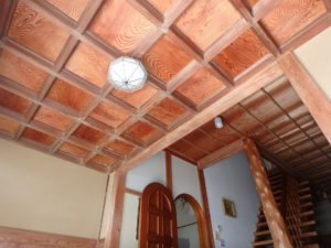 千葉県館山市亀ヶ原の不動産 田舎暮らし物件 日本家屋 伝統的な格天井