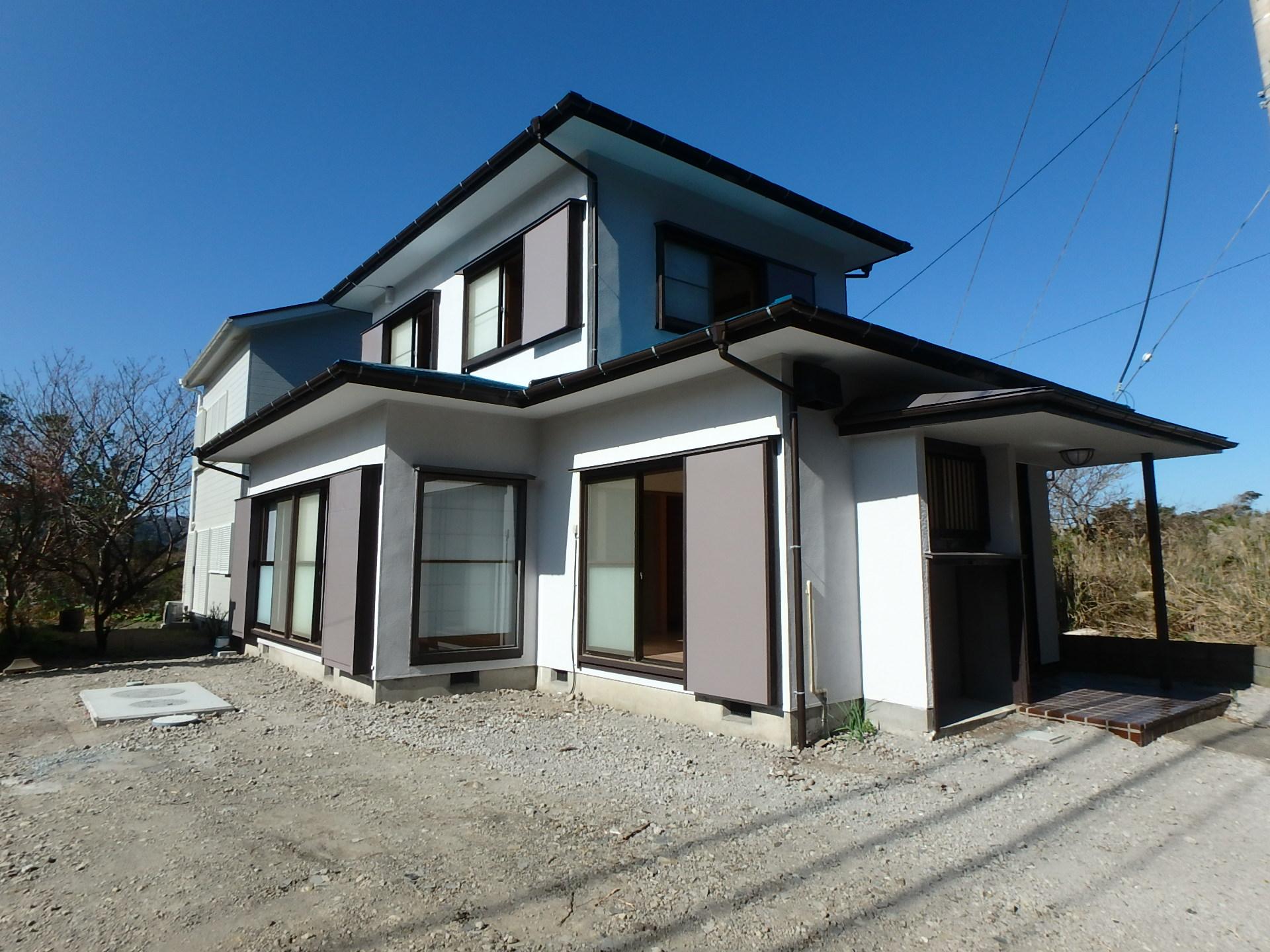 千葉県館山市見物の中古住宅新着情報