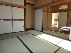 千葉県館山市見物の不動産 中古住宅 海浜エリア リフォーム済み 全室畳は表替え済