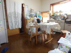千葉県南房総市千倉町北朝夷の不動産、南房総の中古住宅、別荘、移住、続いてDKとなります