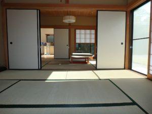 千葉県館山市見物の不動産 中古住宅 海浜エリア リフォーム済み 南に面して明るいです