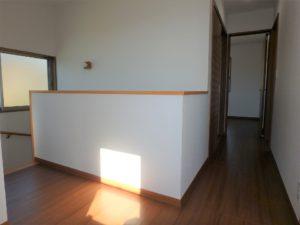 千葉県鴨川市花房の不動産 新築戸建て 田舎移住 亀田病院 2階に上がってきました