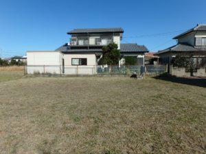 千葉県館山市北条の不動産 館山の土地 住宅用地 お好きな住宅メーカーで