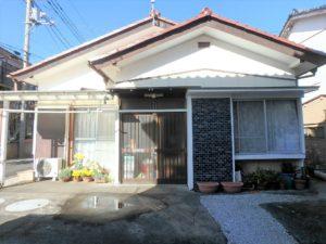 千葉県南房総市千倉町北朝夷の不動産、南房総の中古住宅、別荘、移住、生活便も良好な場所です