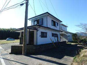 千葉県館山市見物の不動産 中古住宅 海浜エリア リフォーム済み 海まで10分の立地