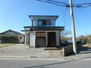 千葉県館山市見物の不動産 中古住宅 海浜エリア リフォーム済み ミニ別荘分譲地です
