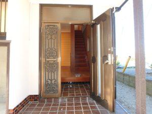 千葉県館山市見物の不動産 中古住宅 海浜エリア リフォーム済み 室内に入ってみます