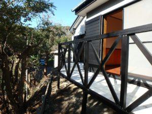 千葉県館山市岡田の不動産、山の中の別荘、田舎移住、緑に囲まれリラックスできる