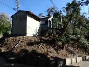 千葉県館山市岡田の不動産、山の中の別荘、田舎移住、デッドスペースも多少ある