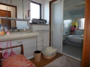 千葉県館山市の戸建て不動産,海が見える,豪華仕様,洗面脱衣室