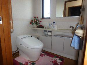 千葉県館山市の戸建て不動産,海が見える,豪華仕様,トイレもゆったり