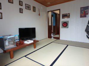 千葉県館山市加賀名ポピーランドの不動産,中古戸建,別荘,菜園付き,天井の装飾にも拘ります