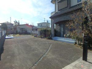 千葉県館山市の戸建て不動産,海が見える,豪華仕様,東側敷地は駐車場スペース