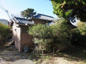 千葉県館山市の不動産,古家付き土地,移住用地,古家で全景が見えません