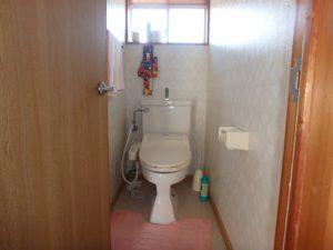 千葉県南房総市下堀の不動産,旧三芳村中古戸建,田舎暮らし,1階のトイレです