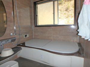 内房,千葉県富津市岩瀬の不動産,中古戸建て,別荘.移住,田舎暮らし,浴室もキレイにしてます