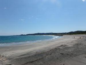 千葉県南房総市千倉町の不動産,海が見える土地,別荘用地,広い土地,徒歩3分で行ける海岸です