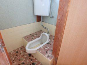 千葉県富津市豊岡の不動産,中古戸建,ボロ家DIY,戸面原ダム前,田舎暮らし,トイレも完備です