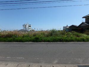 千葉県南房総市千倉町の不動産,海が見える土地,別荘用地,広い土地,近隣は宿泊施設が多い