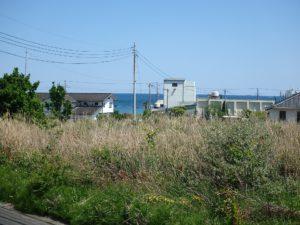 千葉県南房総市千倉町の不動産,海が見える土地,別荘用地,広い土地,家を建てれば一望する海