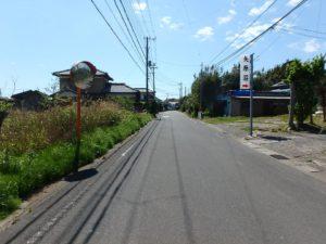 千葉県南房総市千倉町の不動産,海が見える土地,別荘用地,広い土地,接道の道路幅も安心