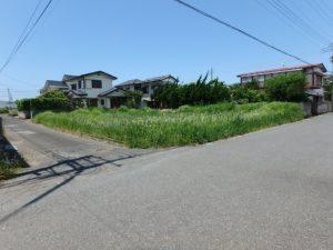 千葉県館山市那古の不動産、土地情報、海近く、分譲地、別荘や移住用地、隣接の角地も売出中です