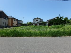 千葉県館山市那古の不動産、土地情報、海近く、分譲地、別荘や移住用地、同時購入で約119坪