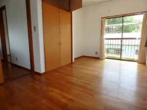千葉県南房総市千倉町川戸の不動産、中古戸建、別荘、作業場付き、最後は西側の洋室です
