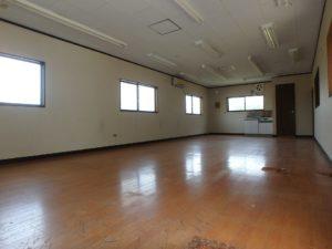 千葉県南房総市千倉町川戸の不動産、中古戸建、別荘、作業場付き、結構広いですね