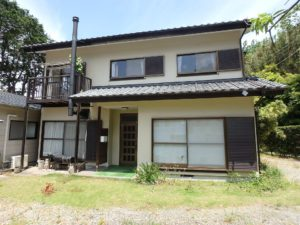 千葉県南房総市千倉町川戸の不動産、中古戸建、別荘、作業場付き、のんびり過ごせます