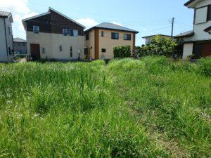 千葉県館山市那古の不動産、土地情報、海近く、分譲地、別荘や移住用地、適度に家があり安心