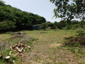 千葉県館山市沼の不動産、中古戸建、別荘、広い敷地、キャンプ用地、海一望、オーシャンビュー、馬も飼えそうな程広い