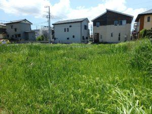 千葉県館山市那古の不動産、土地情報、海近く、分譲地、別荘や移住用地、隣接区画は新築ラッシュ