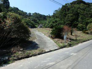千葉県館山市正木の不動産、山林、小屋付き、ドッグラン、動物飼育、個人キャンプ場、近隣民家の無い2346坪
