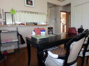 千葉県館山市薗の不動産、中古戸建、売家、九重地区、田舎暮らし、移住、対面キッチンとなります