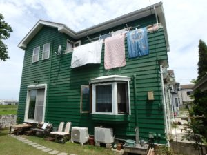 千葉県館山市薗の不動産、中古戸建、売家、九重地区、田舎暮らし、移住、閑静な小規模分譲地です