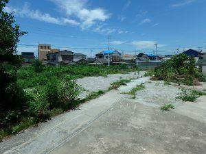 千葉県南房総市富浦町多田良の不動産、土地、海水浴場近く、海が見える、多田良北浜海水浴場すぐ