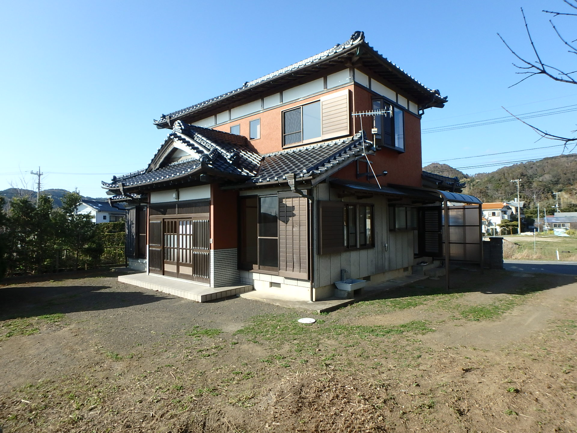 千葉県南房総市山下の不動産、中古住宅、リフォーム済み、価格変更値下げ
