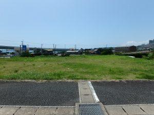 千葉県鴨川市東町の不動産、土地、海一望、マルキポイント前、高台で空気感が良いです