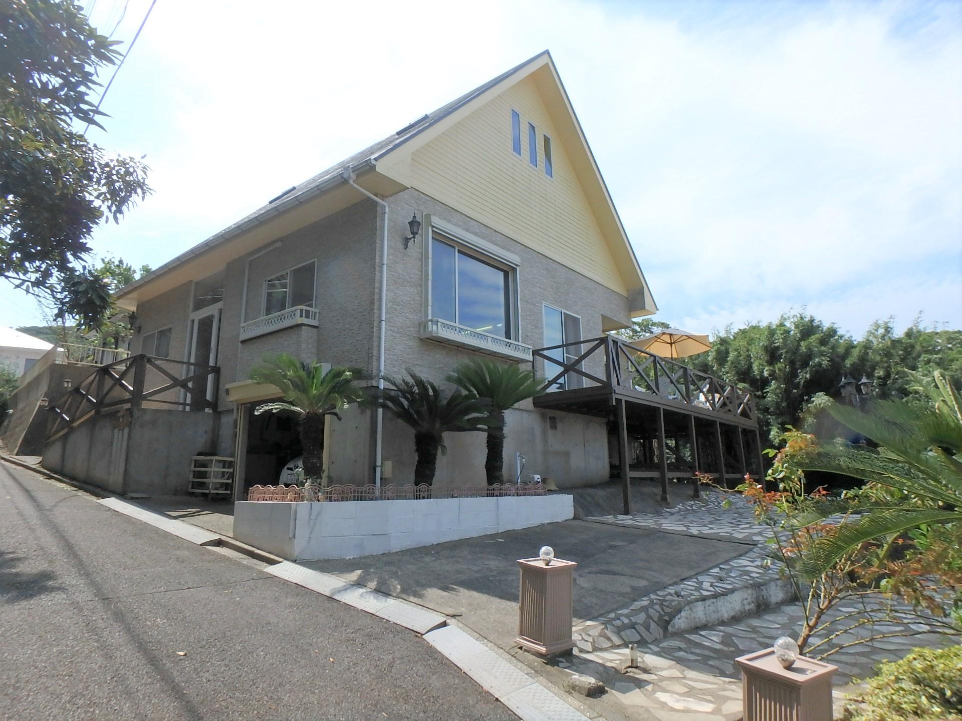 千葉県館山市浜田の不動産、海を遠望する別荘、8月のおすすめ物件