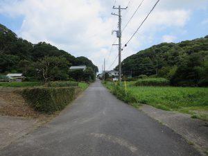 千葉県館山市宮城の不動産、古家付き土地、田舎暮らし、二地域居住、DIY物件、館山港まで750mです
