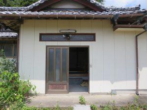 千葉県館山市宮城の不動産、古家付き土地、田舎暮らし、二地域居住、DIY物件、古家付きなので紹介します