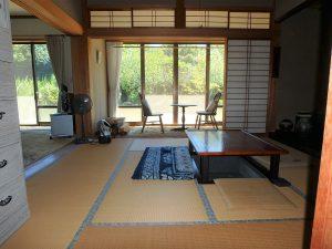 千葉県館山市稲の不動産、中古住宅、平家、移住、田舎暮らし、別荘、続いて中央の和室です