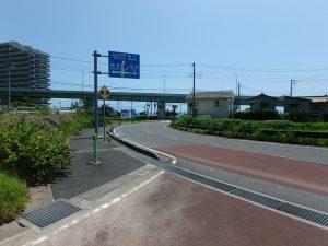 千葉県鴨川市東町の不動産、土地、海一望、マルキポイント前、海に行ってみましょう