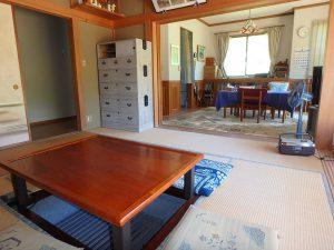 千葉県館山市稲の不動産、中古住宅、平家、移住、田舎暮らし、別荘、LDと続間になります