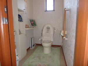 千葉県館山市稲の不動産、中古住宅、平家、移住、田舎暮らし、別荘、トイレも広い