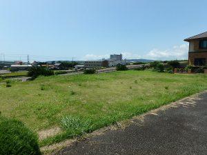 千葉県鴨川市東町の不動産、土地、海一望、マルキポイント前、亀田病院には車で3分