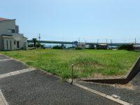千葉県鴨川市東町の不動産、土地、海一望、マルキポイント前、マルキP前の高台2区画