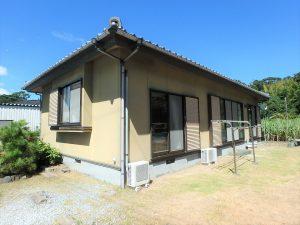 千葉県館山市稲の不動産、中古住宅、平家、移住、田舎暮らし、別荘、和洋折衷で素敵な家です