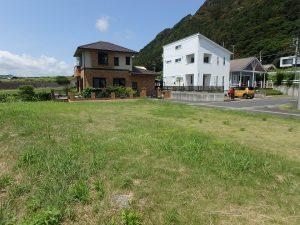 千葉県鴨川市東町の不動産、土地、海一望、マルキポイント前、近隣環境も良好!